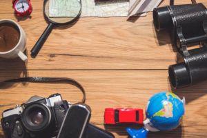 Consejos viajeros para animarte a viajar, sobre cómo ahorrar, cómo organizar tu viaje, cómo encontrar vuelos y hoteles baratos o estudiar o trabajar en el extranjero.