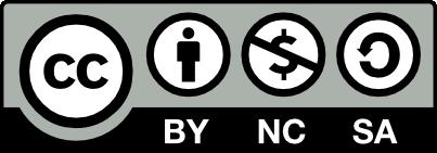 Licencia CC BY-NC-SA 4.0