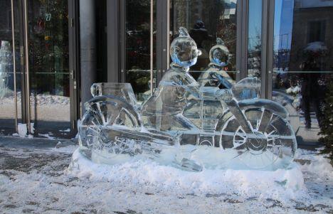 Carnaval de Quebec: festejar a -20 grados es posible