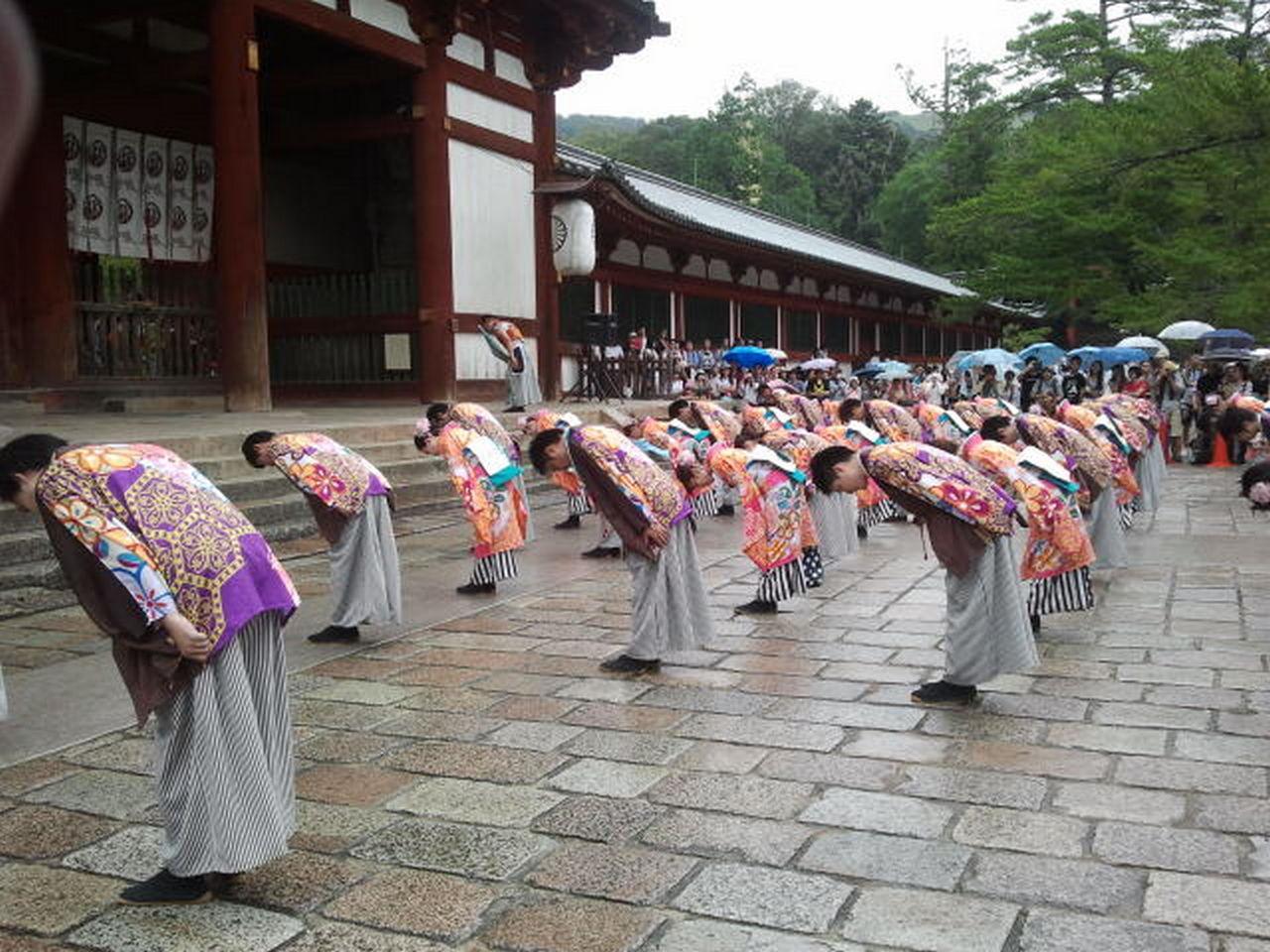 Tu viaje a Japón en dos semanas debe incluir una visita a Nara.