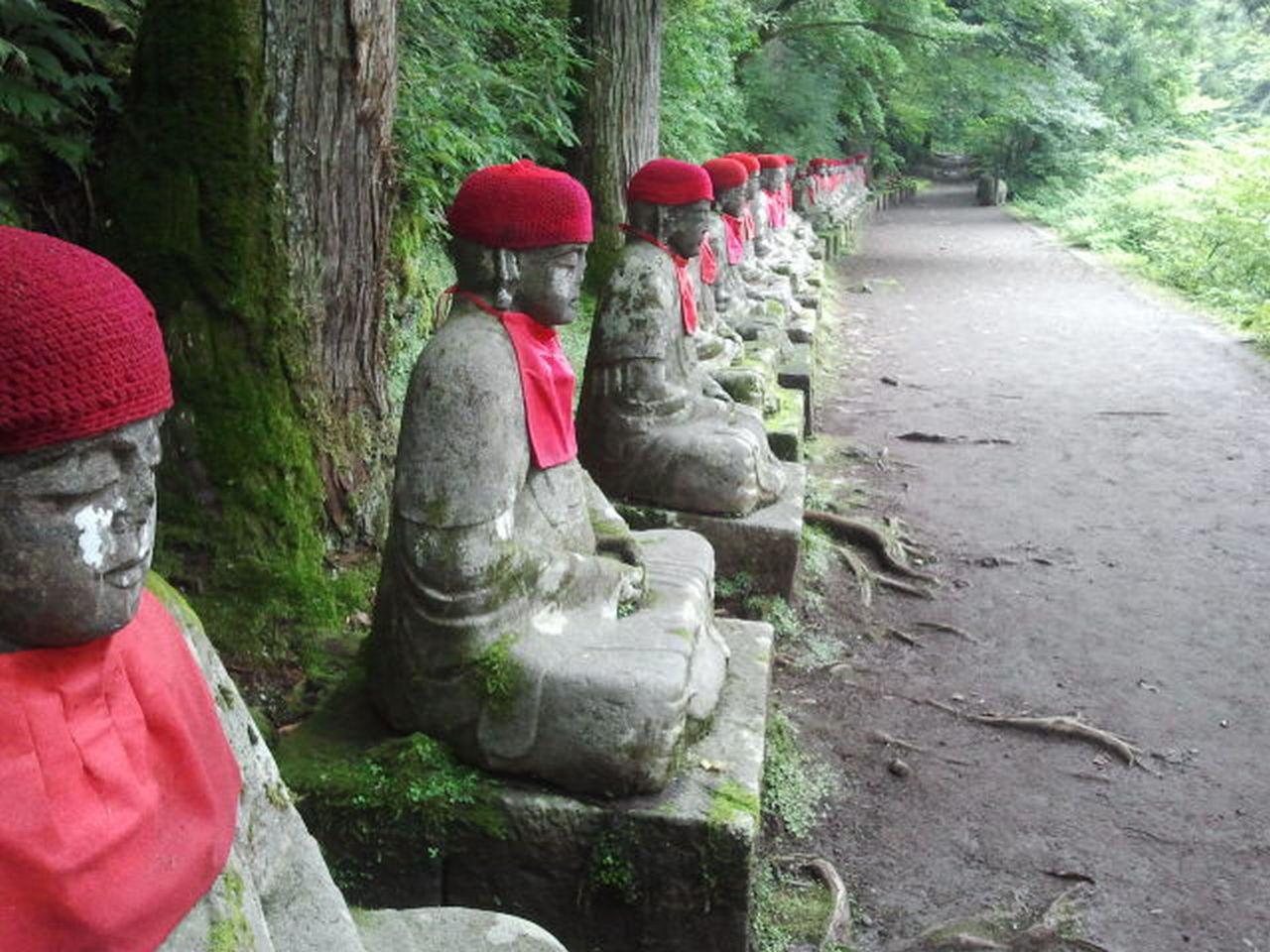 En Nikko puedes desconectar en plena naturaleza.