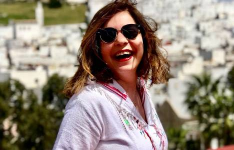 La vida en Tetuán siendo freelance. Entrevista a Laura Martínez de Tetuania.com