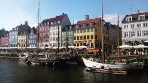 Canal Nyhavn, uno de los imprescindibles que ver en Copenhague en un fin de semana.