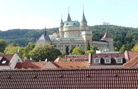 Lugares que ver en Bojnice, la ciudad eslovaca de cuento