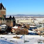 17 lugares fascinantes que ver en Quebec en invierno