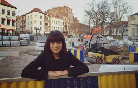 Trabajar como corresponsal en Bruselas. Entrevista a Cristina Porteiro
