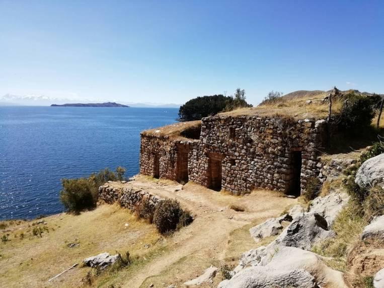 Pilkokaina es sin duda el mejor templo que ver en la Isla del Sol.