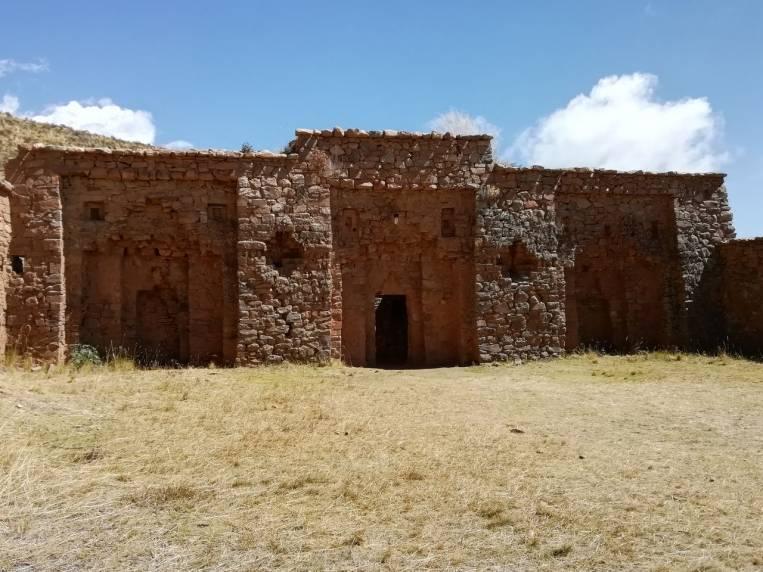La Isla de la Luna o Isla Coati era un lugar de culto a la mujer.
