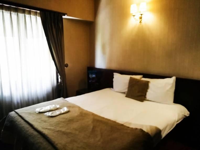 Dormir en el Burckin Hotel fue todo un acierto.