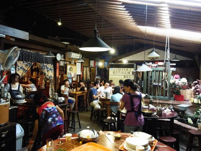Si te decides a estudiar en Taiwán, los mercados nocturnos son una buena opción para cenar.