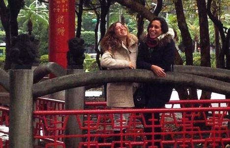 Cómo estudiar en Taiwán: podcast con Rosalía Rodríguez