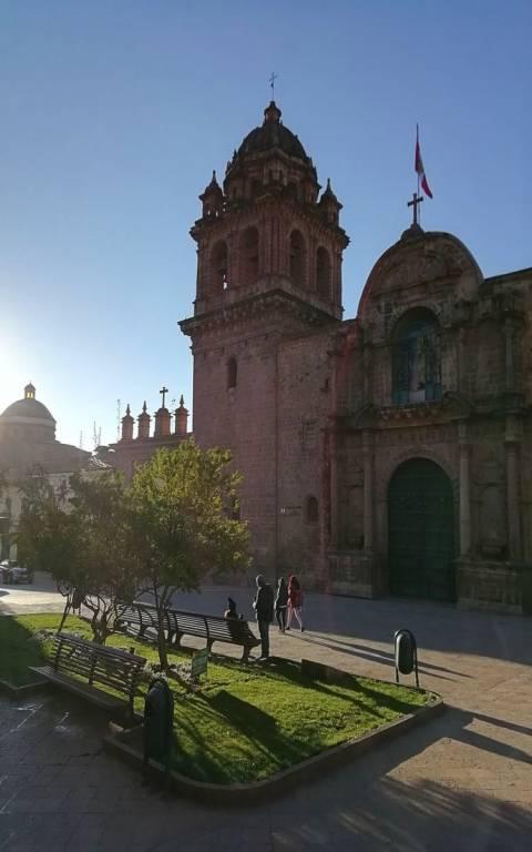 Cuzco en 3 días y alrededores: Basílica menor de la Merced.