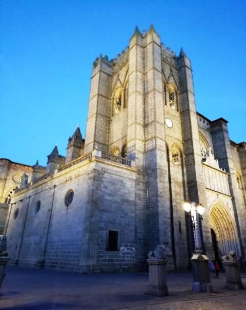Qué ver en Ávila en dos días: Catedral