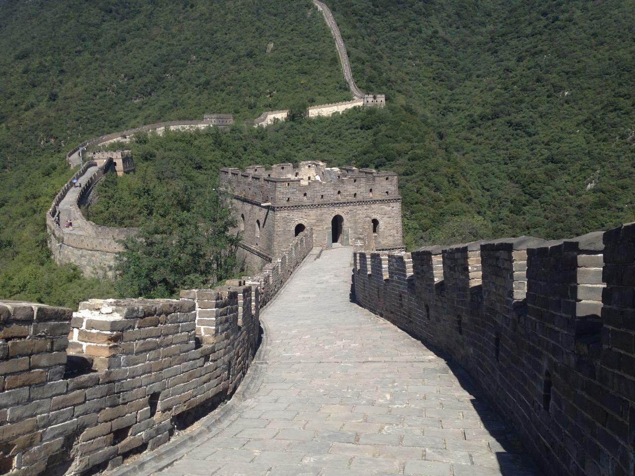 La Gran Muralla China es una visita obligada en tu viaje al país asiático.