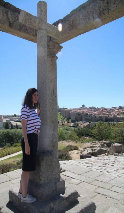 Qué ver en Ávila en dos días: los Cuatro Postes.