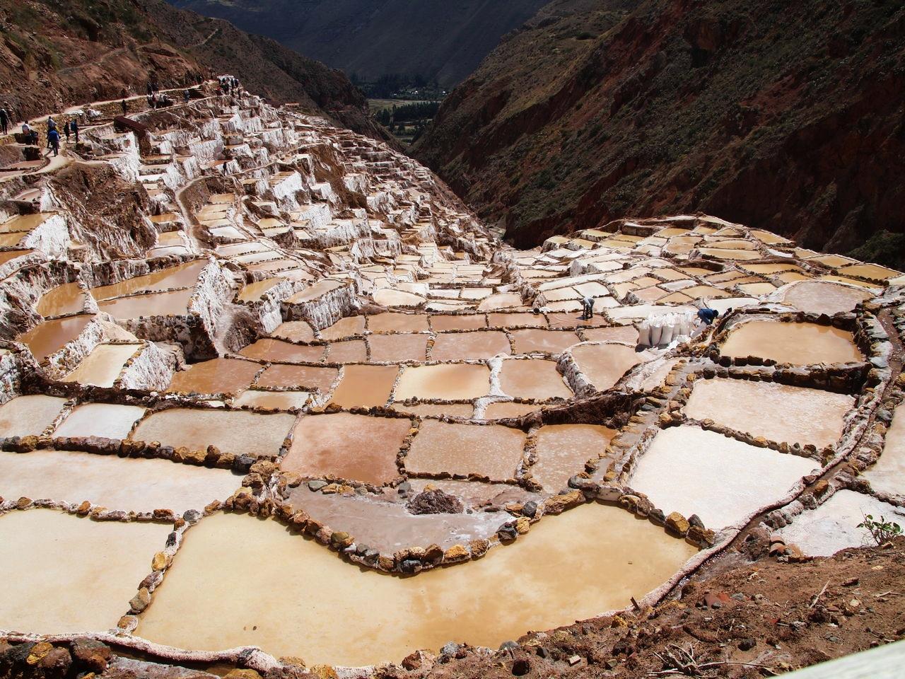 Cuzco en 3 días y alrededores: 4.000 salineras de Maras