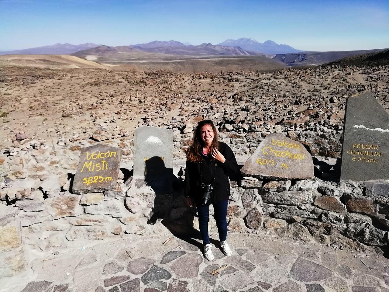 Arequipa en tres días: Mirador de los Volcanes