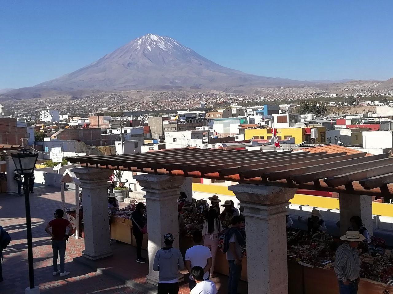 Arequipa en tres días: mirador de Yanahuara