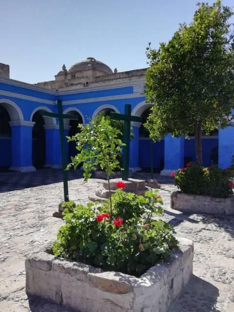 Arequipa en tres días: el colorido Monasterio