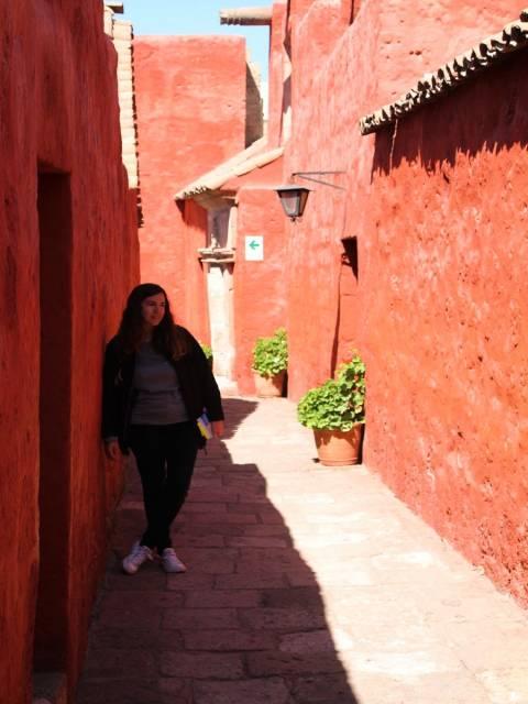 Arequipa en tres días: pasear por el Monasterio de Santa Catalina
