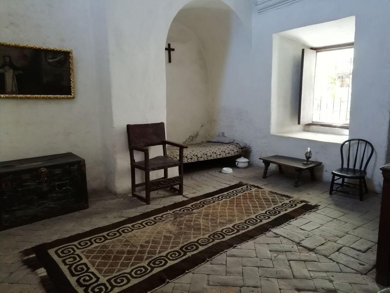 Arequipa en tres días: celda del Monasterio de Santa Catalina