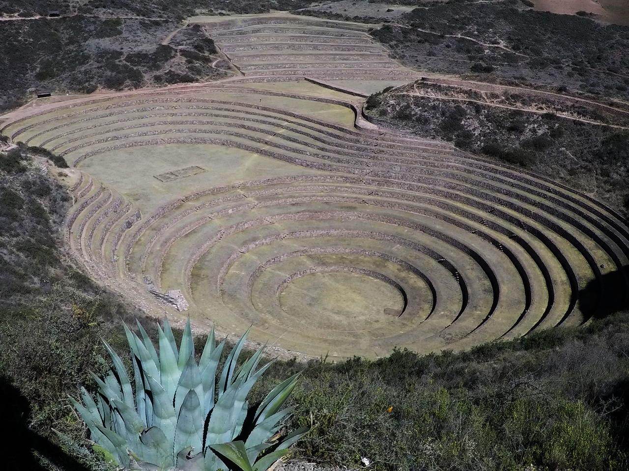 Cuzco en 3 días y alrededores: Moray
