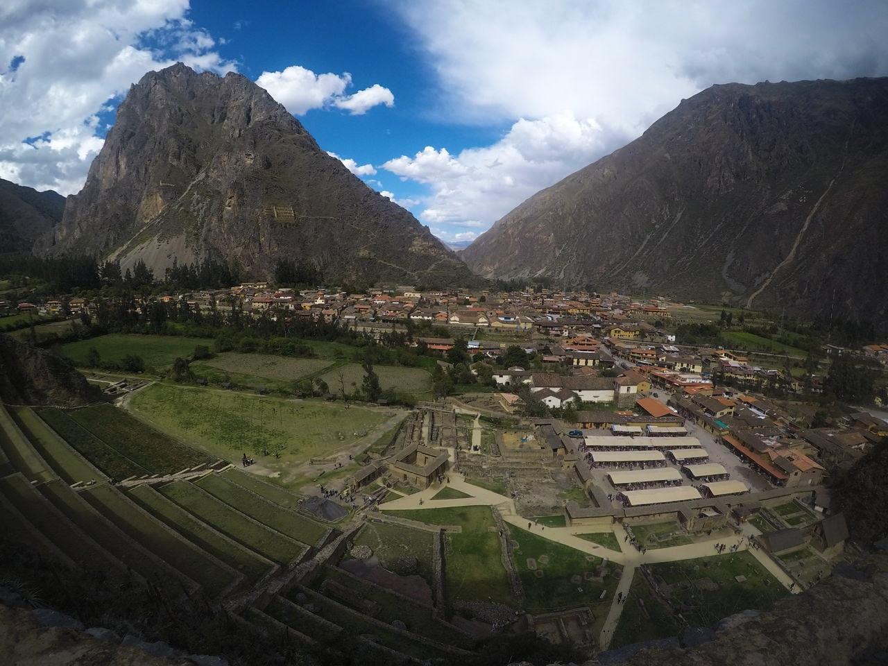Cuzco en 3 días y alrededores: Ollantaytambo