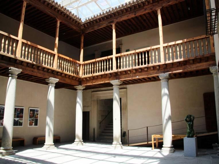 Qué ver en Ávila en dos días: Palacio de Superunda.