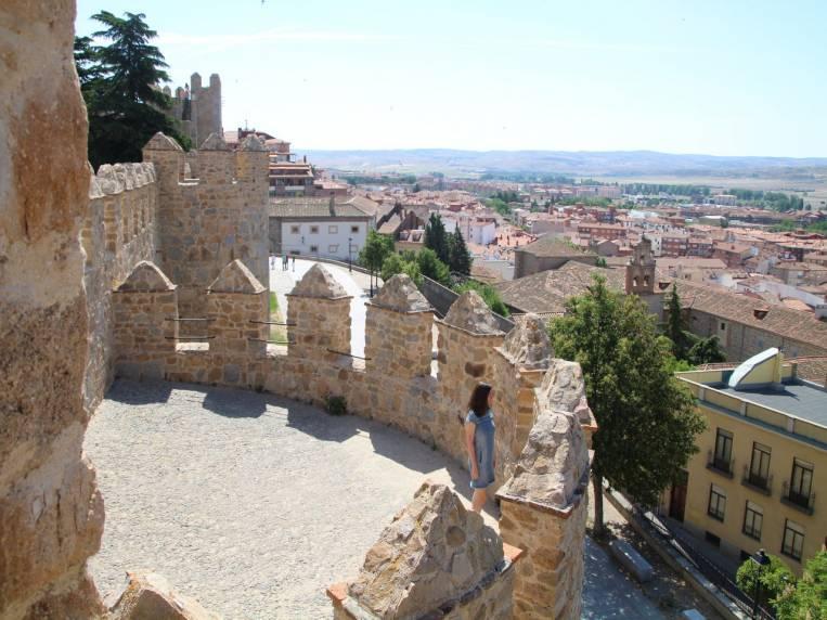Qué ver en Ávila en dos días: muralla.