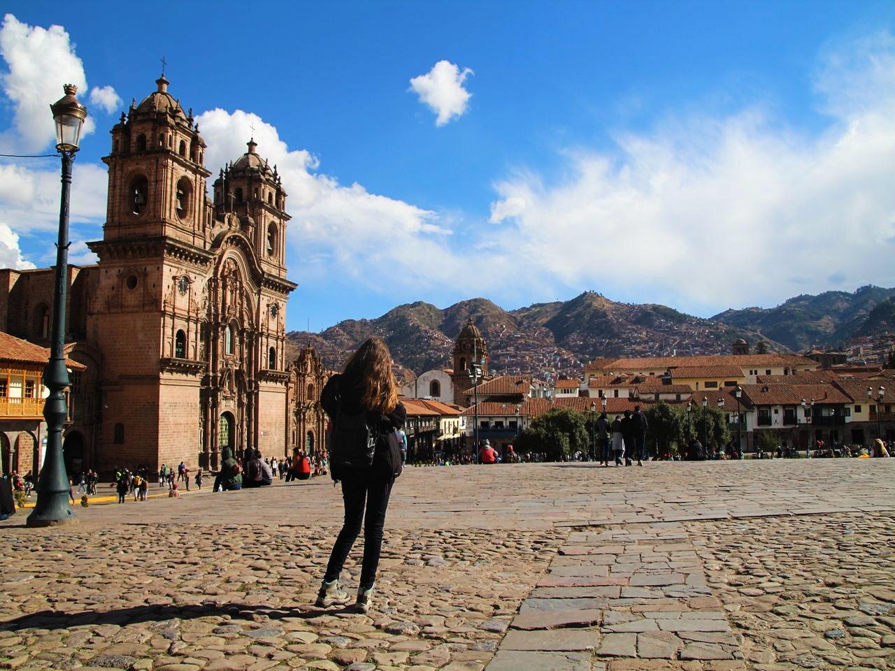 Cuzco en 3 días y alrededores: Plaza de Armas