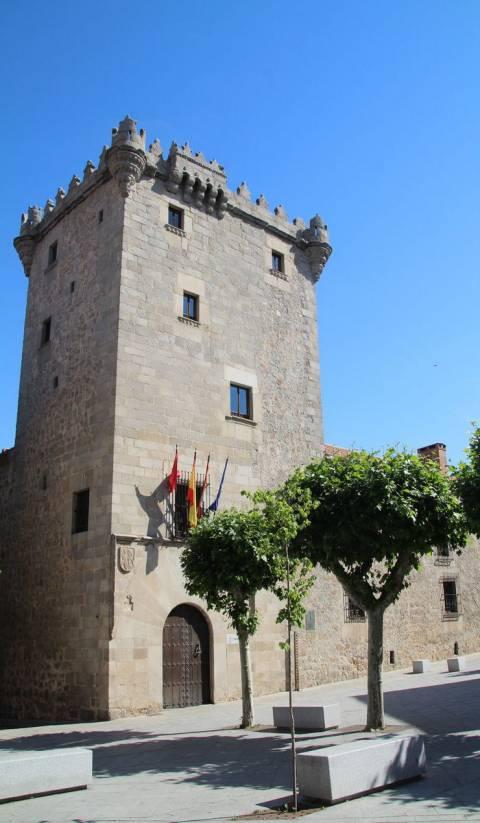 Qué ver en Ávila en dos días: Torreón de los Guzmanes
