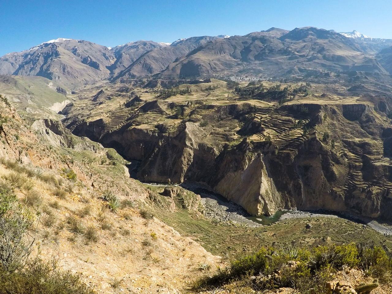 Arequipa en tres días: Cañón del Colca