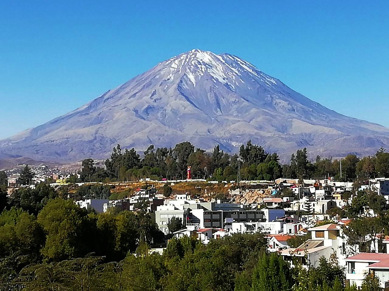 Arequipa en tres días: volcán Misti