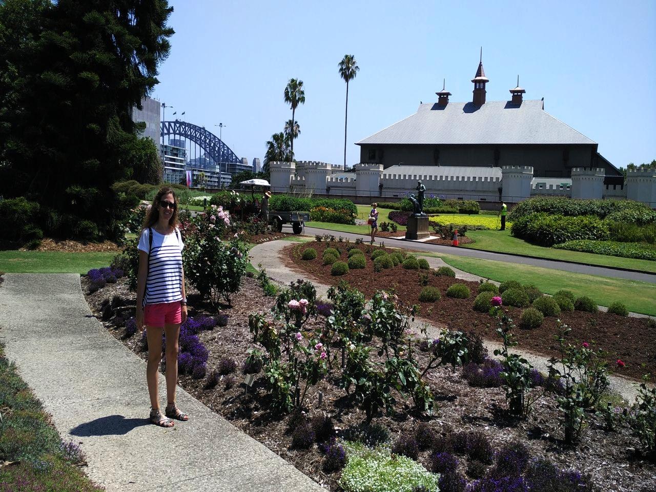 Que hacer en Sídney: visitar el Royal Botanic Garden.