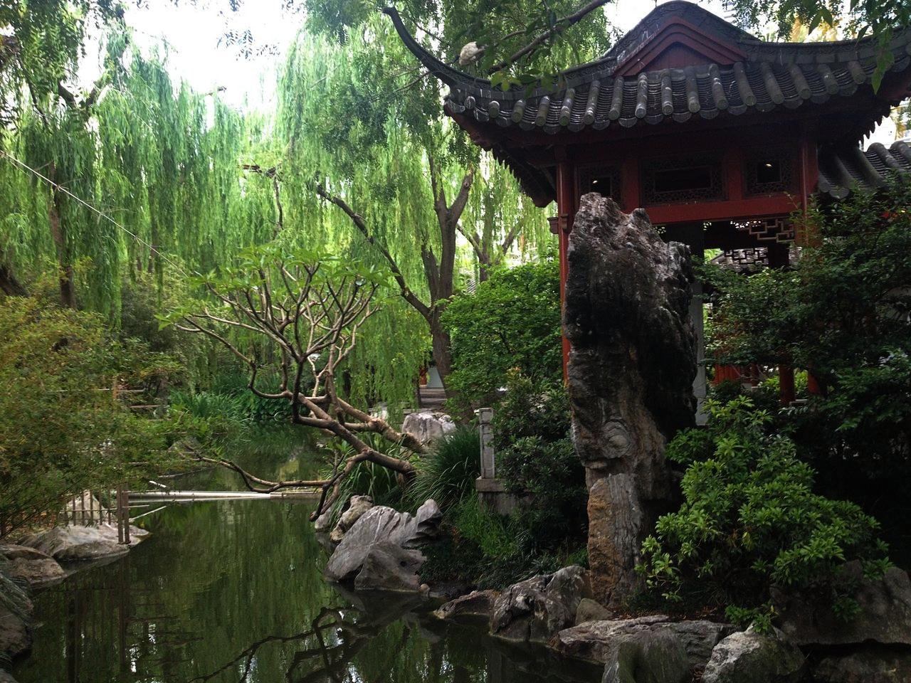 ¿Te apetece descansar y ver un paisaje oriental? Acércate a Chinatown.