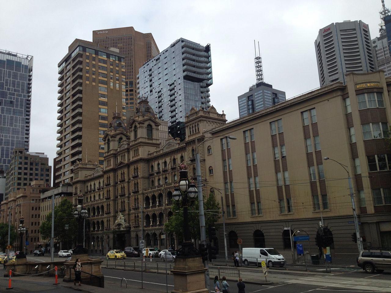 En Melbourne lo más recomendable es perderse por sus calles.