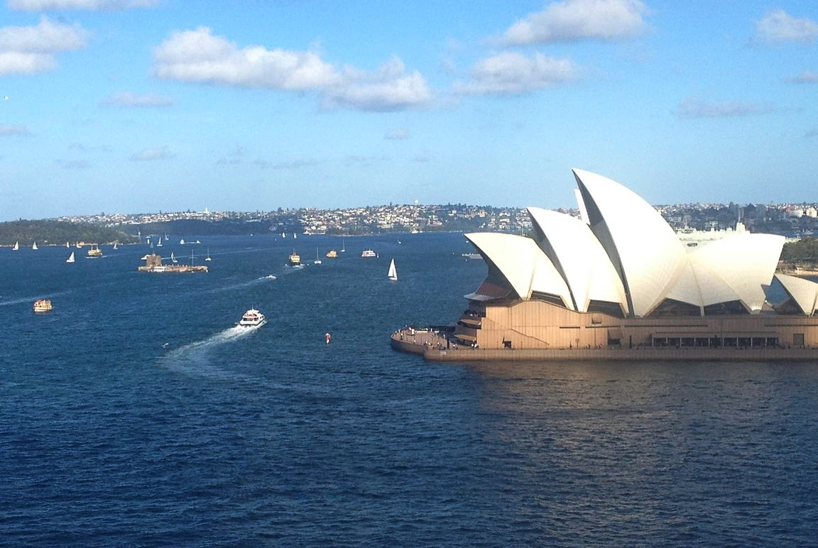 Tu viaje a Australia en tres semanas debe incluir la ciudad de Sydney.