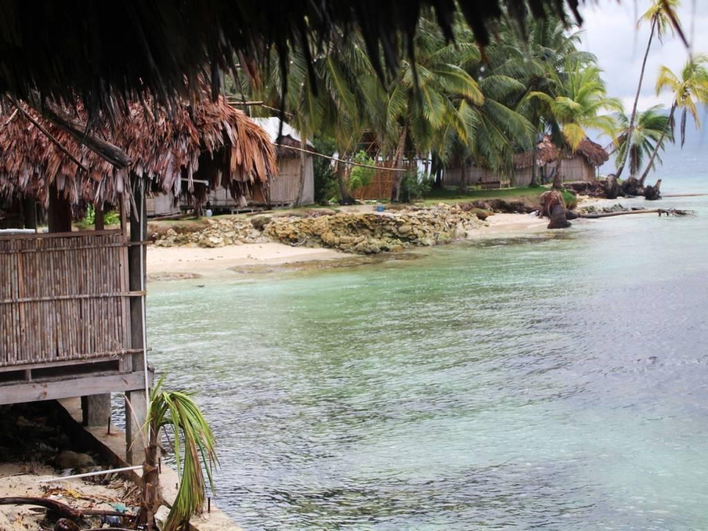 Incluí en mi viaje a Panamá en una semana un par de días en San Blas.