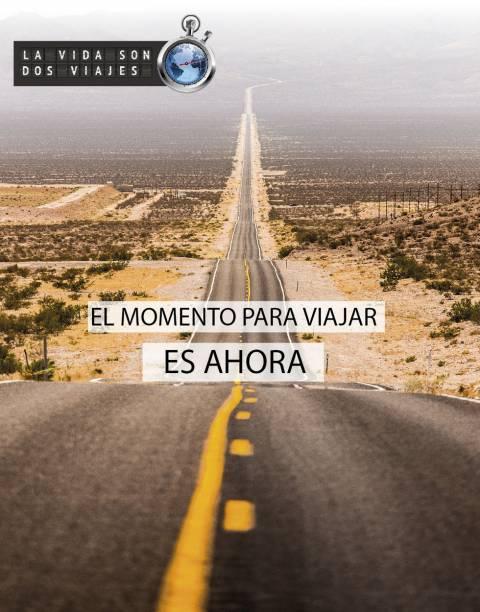 Frases viajeras para aprovechar el momento y viajar.