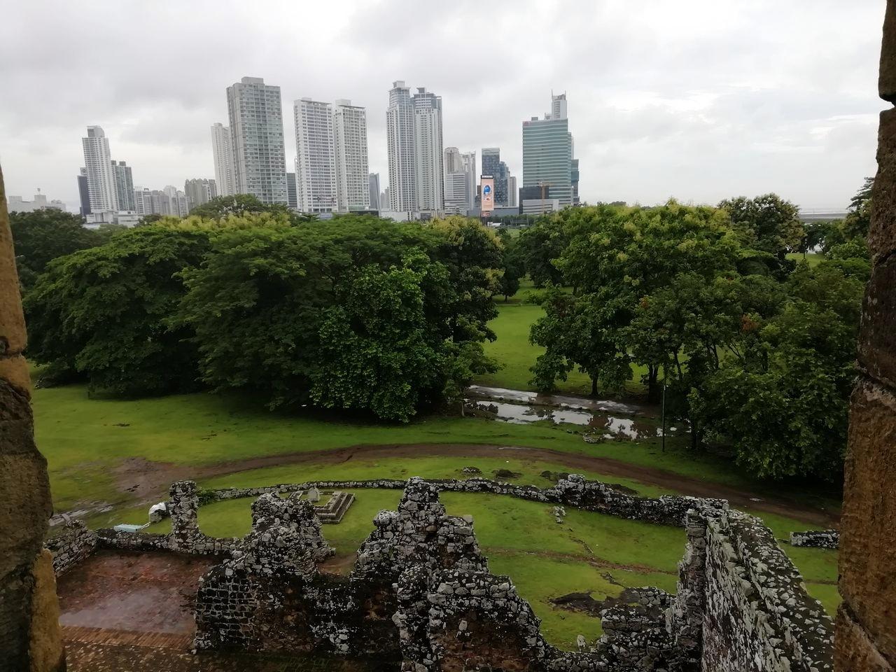 Llegó la hora en Panamá de ver las ruinas de la antigua Ciudad de Panamá.