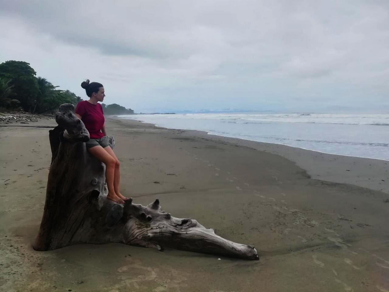 Uno de los imprescindibles en Montezuma es Playa Grande.