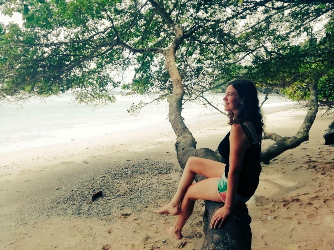 La playa de la Reserva Cabo Blanco es un imprescindible en Montezuma.