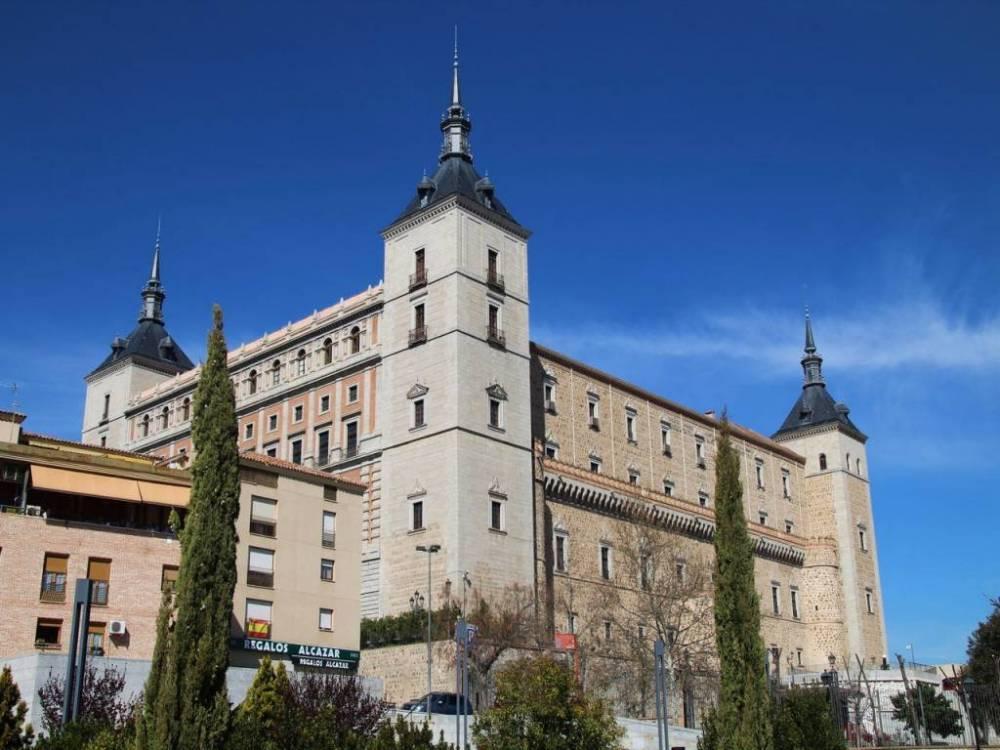 Qué ver en Toledo en dos días: el Alcázar.