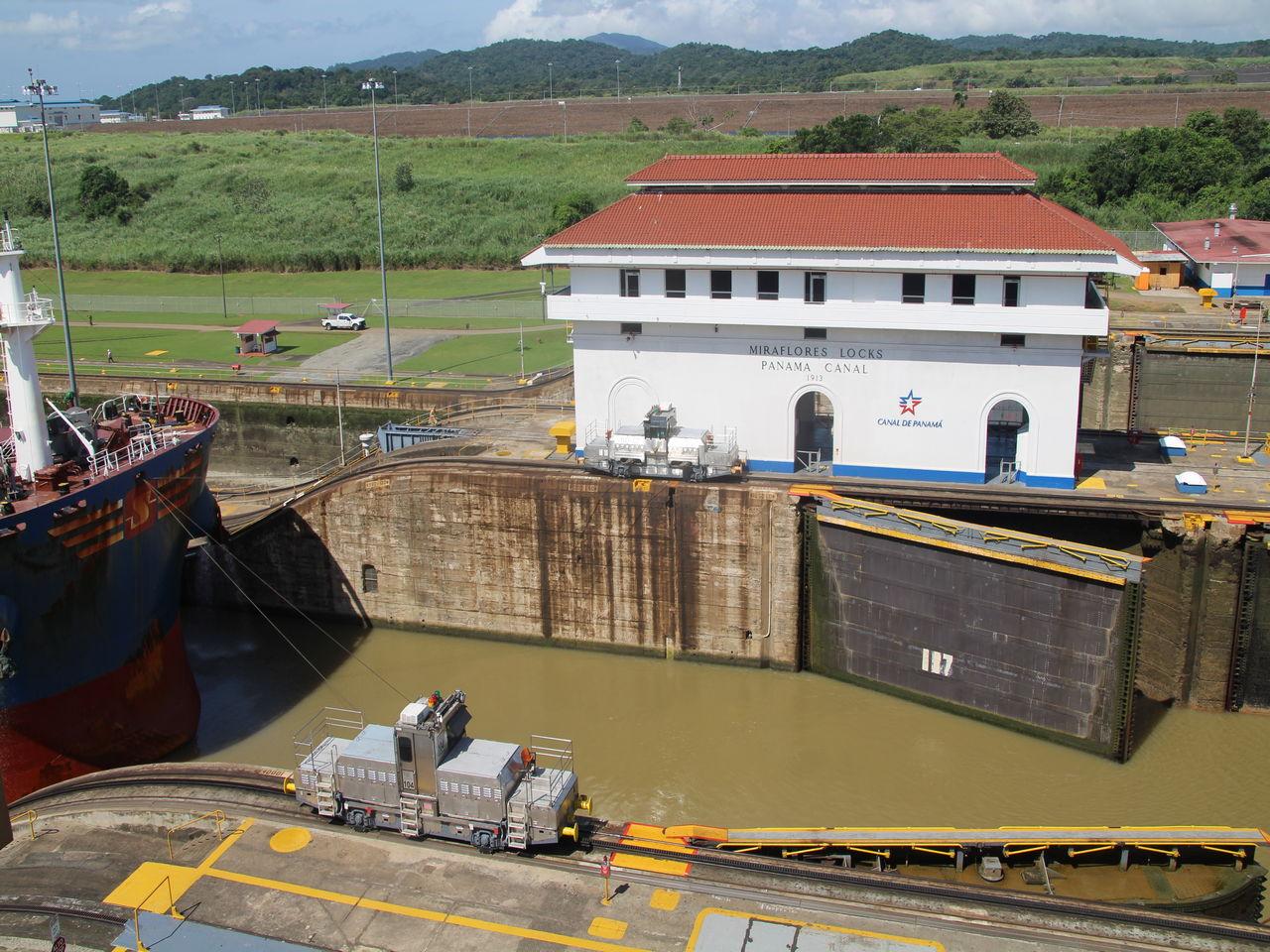 Qué ver en Ciudad de Panamá: Canal de Panamá.
