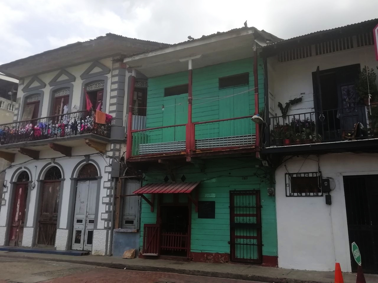 Qué ver en Ciudad de Panamá: casco antiguo con casas coloniales.