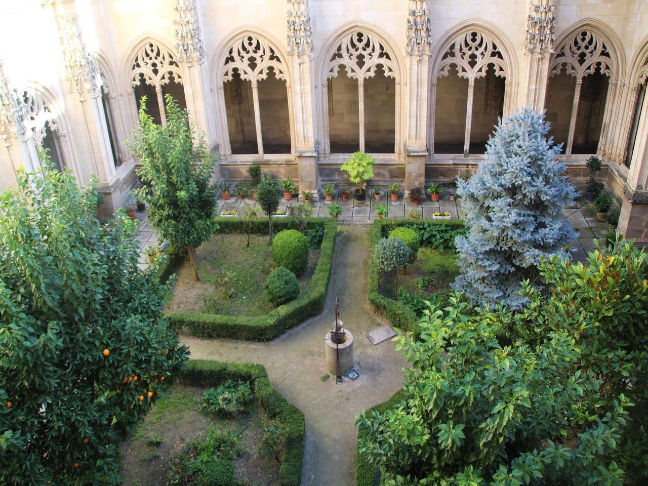 Claustro del Monasterio de San Juan de los Reyes: visita a Toledo en dos días.