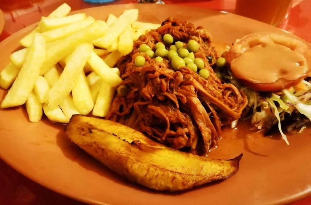 El Trapiche es un restaurante donde comer en Ciudad de Panamá platos típicos.
