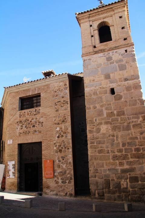 Iglesia de El Salvador, uno de los imprescindibles en Toledo.