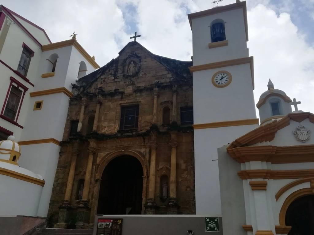Imprescindibles en Ciudad de Panamá: Iglesia de Nuestra Señora de la Merced.