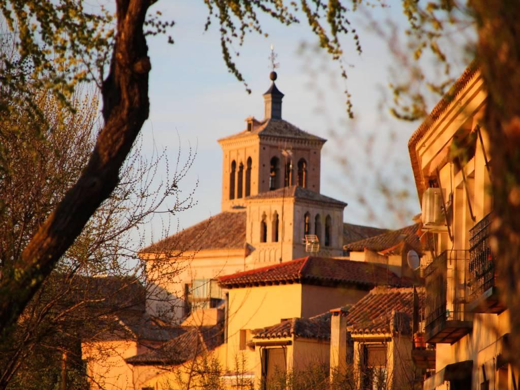 Qué ver en Toledo en dos días: mirador de San Cristóbal.